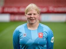 Noordijkse Inge Tijink langer bij FC Twente Vrouwen