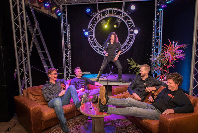"""Rockband Ritn Ditn: ,,Zelfs fans van het eerste uur krijgen wat anders te zien dan normaal."""""""