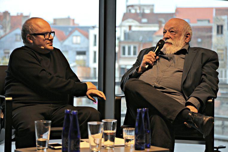 Patrick Duynslaegher & Pierre Drouot Beeld Tom Christiaens