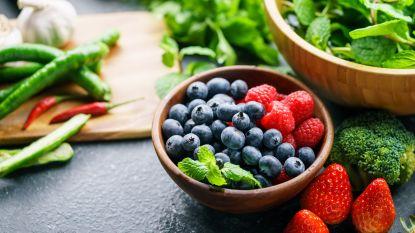 Stil je honger met veel gezonde dingen, dan heb je geen zin in snacks