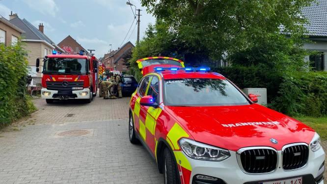 Vier brandweerwagens naar 'de plank' voor ontsnappend freongas uit koelkast