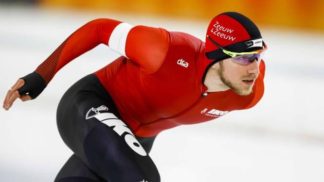 Jan Blokhuijsen berispt: schaatser weigerde mondmasker bij dopingtest in eigen huis