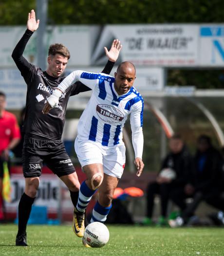 FC Lienden leest GVVV de les