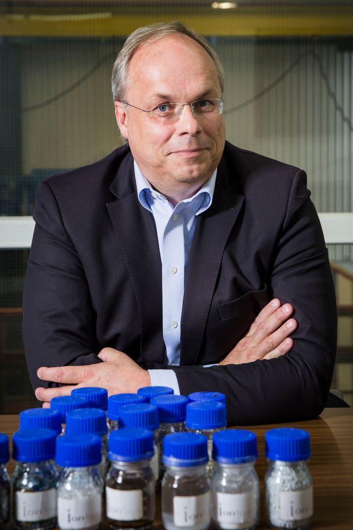 Tonnis Hooghoudt, oprichter en directeur van Ioniqa.