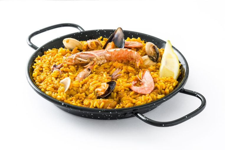 You'll find the best paella at those 5 spots Beeld Shutterstock