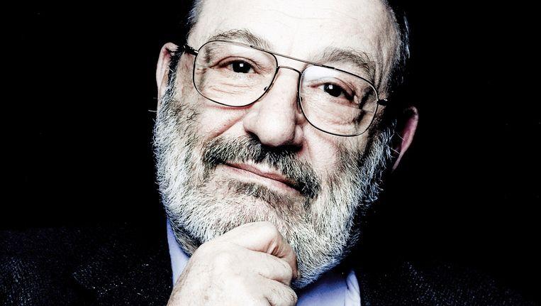 Umberto Eco Beeld Armando Rotoletti