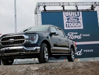 Ford legt productie van populaire pick-up F-150 stil door chiptekort