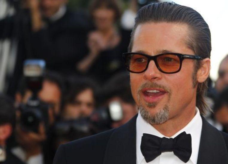 Brad Pitt. EPA Beeld