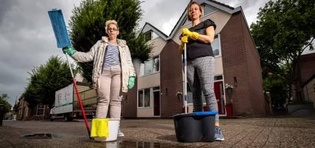 Noodweer zet huurhuizen twee keer blank: 'Je verwacht niet dat je huis zo lek is als een zeef'