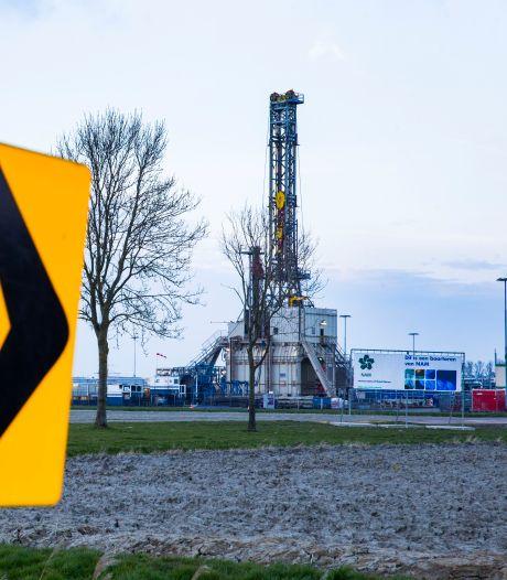 NAM: gaskraan verder dicht, productielocaties sluiten