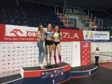 Sophia uit Beekbergen (18) wordt Pools kampioen op de meerkamp