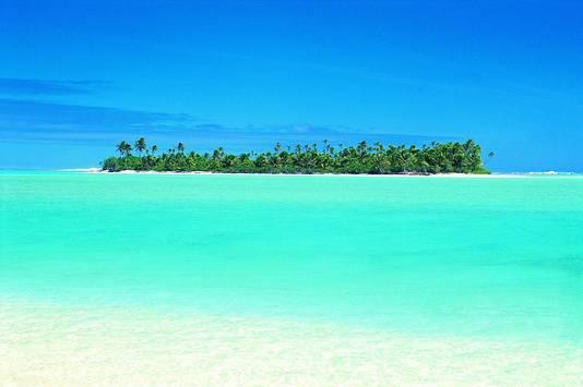 Aitutaki, Stille Zuidzee