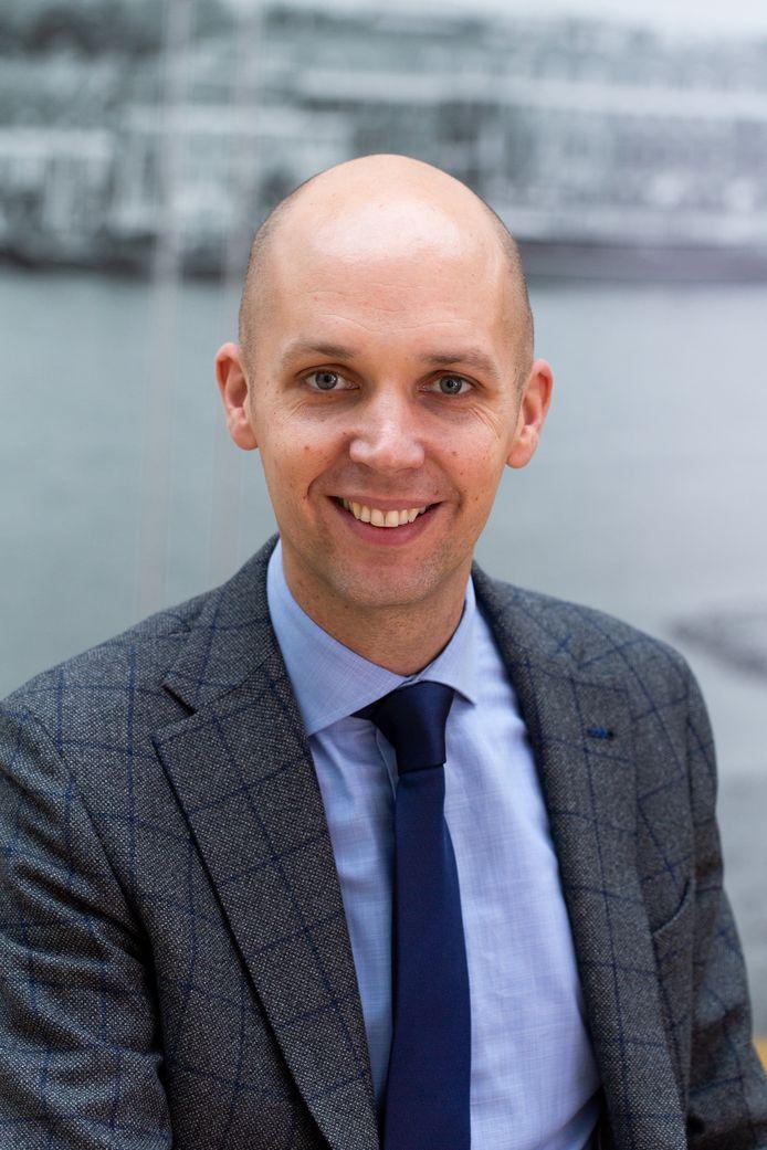 Wethouder Geert Meijering