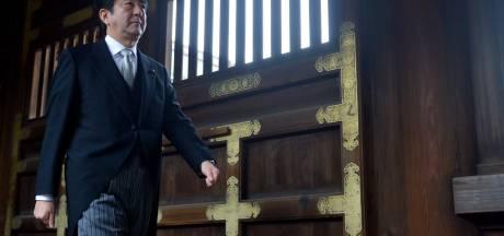"""La visite """"inacceptable"""" et """"anachronique"""" de Shinzo Abe"""