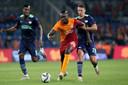Olivier Boscagli incasseerde twee gele kaarten tegen Galatasaray.
