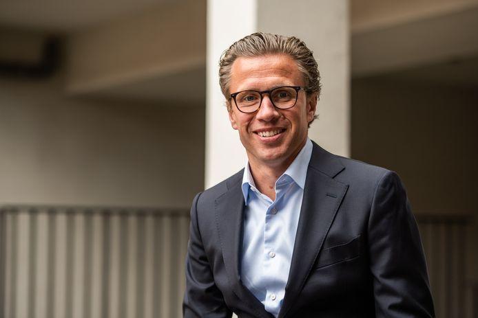 Sven Potvin, CEO Antonissen Development Group