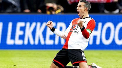 """Robin Van Persie voorstander van BeNe-Liga: """"Wedstrijden tegen Anderlecht, Gent, Genk... Waarom niet?"""""""