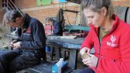 Leer eens een houten lepel snijden in het MOT