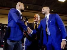 'Glory wil alternatieve straffen voor kickboksers Badr Hari en Hesdy Gerges'