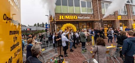 De derde supermarkt in Hoogerheide is flink uitgebreid