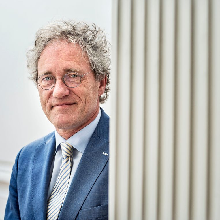 Thom de Graaff. Beeld Guus Dubbelman / de Volkskrant
