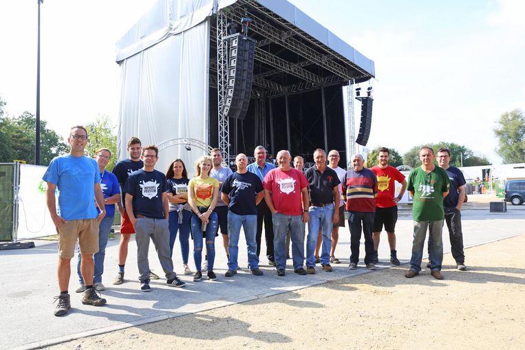 De organisatoren van de Hopduvelfeesten mikken ook dit jaar op duizenden festivalgangers.