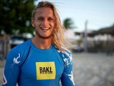 Kitesurfer Giel Vlugt behoort tot de wereldtop. 'Ik geef er alles voor om op de eerste plek te eindigen'