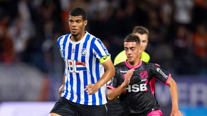 Mawouna Amevor volgt Ruud Swinkels op als nieuwe aanvoerder van FC Eindhoven
