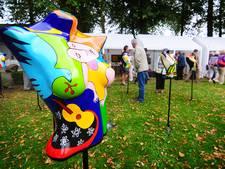 Gennep en Sint Anthonis  in race voor titel kunststad