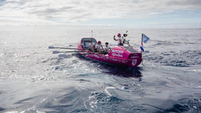 Astrid roeide de zwaarste race ter wereld, maar op deze manier doet ze dat nóóit meer: 'Niet met alleen vrouwen'