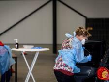 Opnieuw meer dan 100 nieuwe coronagevallen in Twente