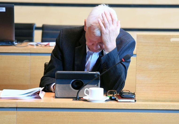 Provinciegouverneur Lodewijk De Witte kreeg een geanimeerd debat te horen in de provincieraad.