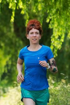 12 maanden, 12 marathons in 12 provincies: Sanne komt nu naar Flevoland