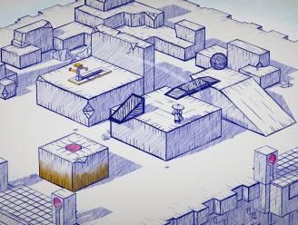 Gamereview 'Inked': mobiel gamen met een pennestreek