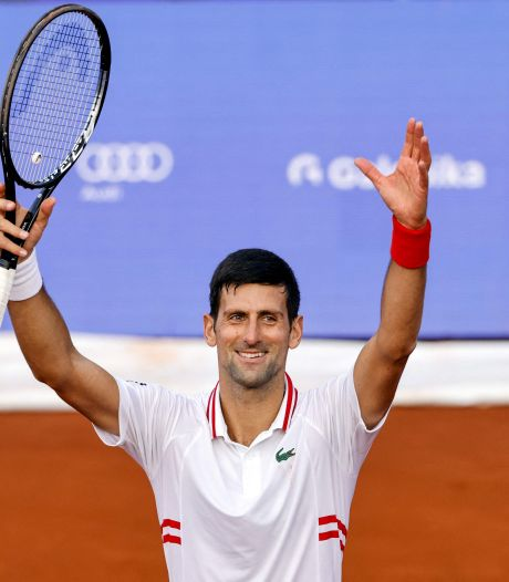 Djokovic herstelt zich en begint goed in eigen land
