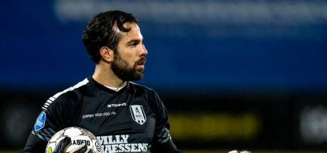 RKC-doelman Kostas Lamprou op weg naar PEC Zwolle