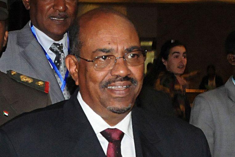 Al Bashir (AFP) Beeld