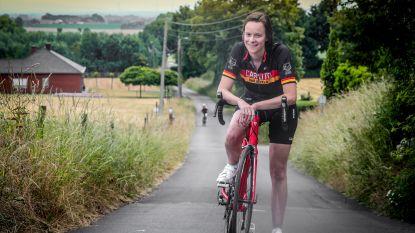 Ann fietst door de zomer van 2020