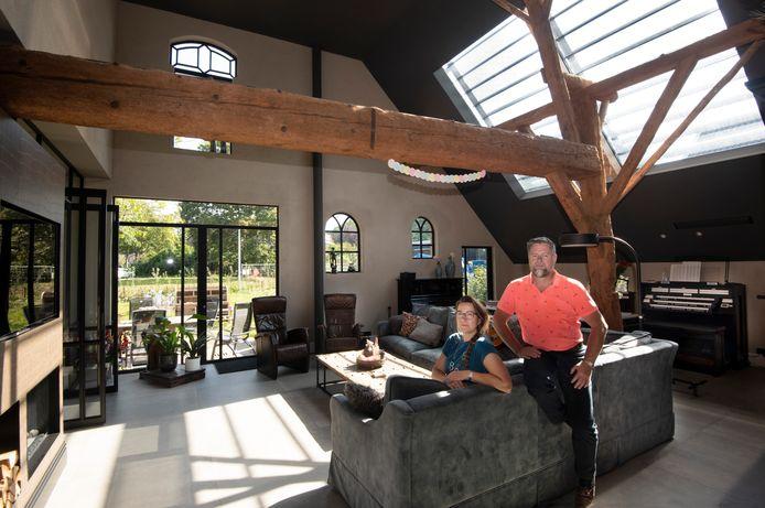Wim Diepeveen en Anja Reijersen van Buuren zien hun droom in vervulling gaan: gezinshuis De Grote Geer opent officieel de deuren.