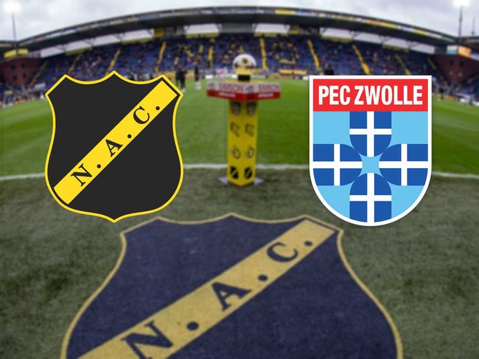 NAC Breda - PEC Zwolle