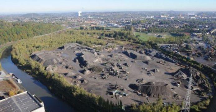 Le site des AMS Sud à Charleroi va être revitalisé