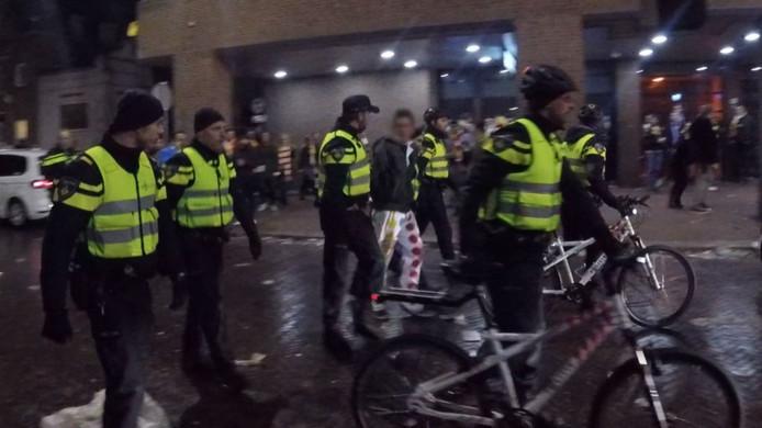 Aanhouding na ernstige mishandeling in Den Bosch.