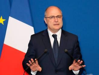 Frans minister Bruno Le Roux stapt op na onderzoek naar tewerkstelling dochters