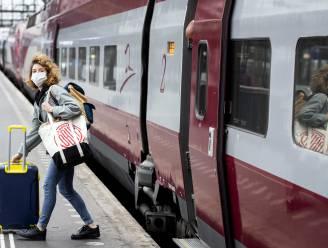 Thalys laat vanaf midden mei meer treinen rijden