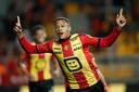 Aster Vranckx de gevierde man bij KV Mechelen.