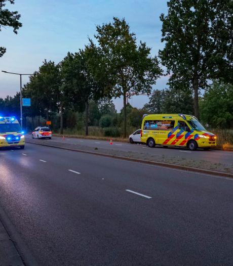 Steekpartij in Amersfoort; slachtoffer met spoed overgebracht naar het ziekenhuis