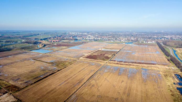 Zandwinning in dit gebied start in 2020.