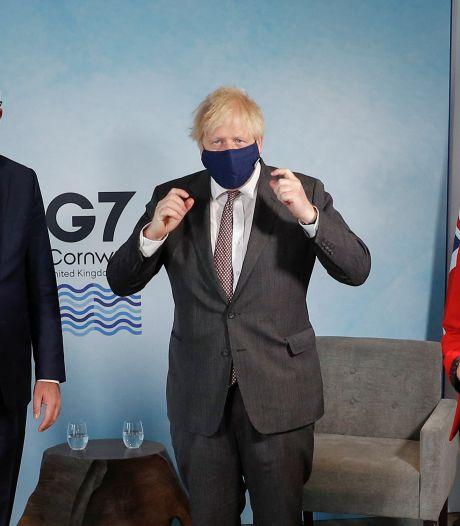 G7: les remontrances des Européens sur le Brexit plombent les retrouvailles
