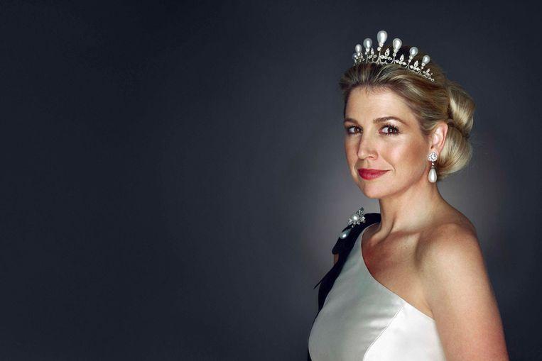 Koningin Máxima Beeld Fotografie: RVD/Erwin Olaf