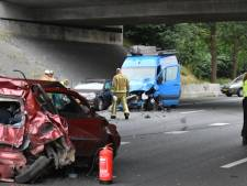 Man rijdt met 96 per uur achterop file, dode en zwaargewonden: jaar cel geëist